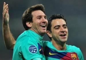 Милан-Барселона 2-3
